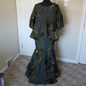 Dresses & Skirts - African Outfit Handmade